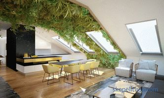 Eco style - the rules for creating interior