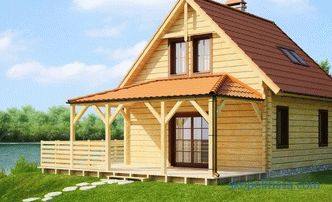 Construction of turnkey houses in Moscow - projects and prices, cheap cottages and houses