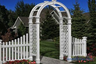 what you can buy cheap, garden arches, decorative, with benches