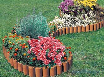 Garden Designer Flower Bed: prices for fencing