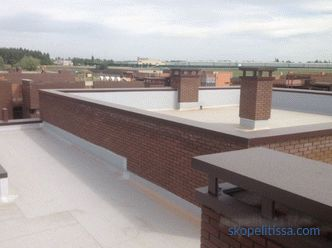 Flat roof slope. How to calculate the slope of a flat roof