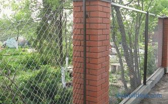 Brickwork pillars of brick: technology, errors, photos, video