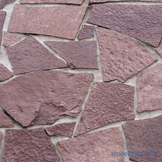 Decorative stone for exterior home: classification, advantages and disadvantages