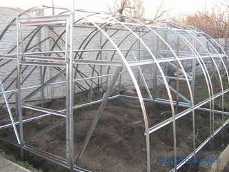 How to choose a greenhouse to give: features of choice, tips, photos