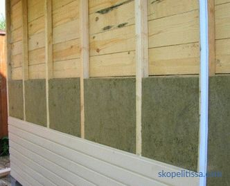 How to sheathe a wooden house with siding with insulation: step by step instructions