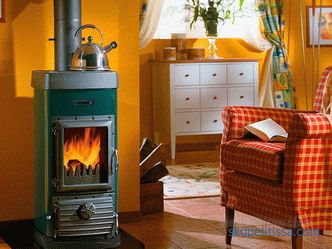 Wood-fired boilers for home heating: advantages and disadvantages, model selection