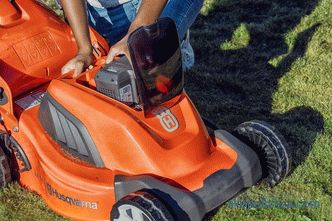 trimmers, lawn mowers, benzokosy, scissors - the appointment and characteristics