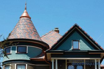 Types of roofs of private houses - projects and options for the construction of the roof