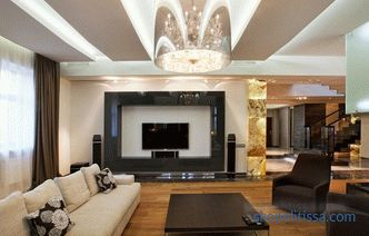 The best ideas for the design of a private house inside, photos and videos