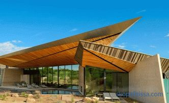 The House of Dancing Light in the Paradise Valley - from the architects of the Kendle Design Collaborative Studio