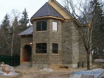 features of technology, projects and prices for turnkey construction in Moscow