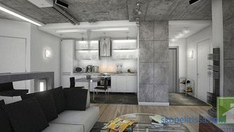 interior decoration, interior design, shades of gray