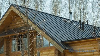 How to choose a roof for a country house: what we pay attention to and popular materials