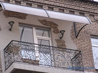 glazing of balconies with a turnkey roof, the price in Moscow