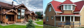 Which house is cheaper to build - wooden or foam blocks: an analysis of current proposals