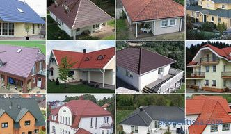 The choice of the form of the roof: the variety, what to focus on when building your house