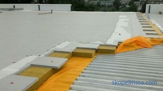 instruction and device shingles, installation technology coating, photo, video