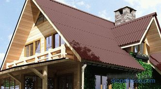 Roof with Ondulin price per square meter and what affects the cost